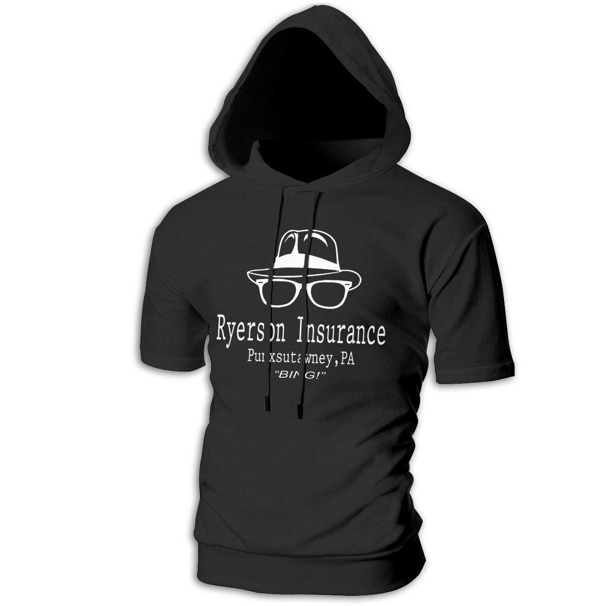 Hengteng Custom Funny Men Hooded Ryerson Insurance Suit
