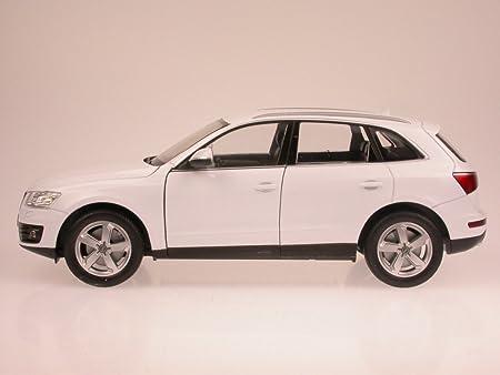 weiss fertigmodell WELLY 1:24 Modellauto AUDI Q5