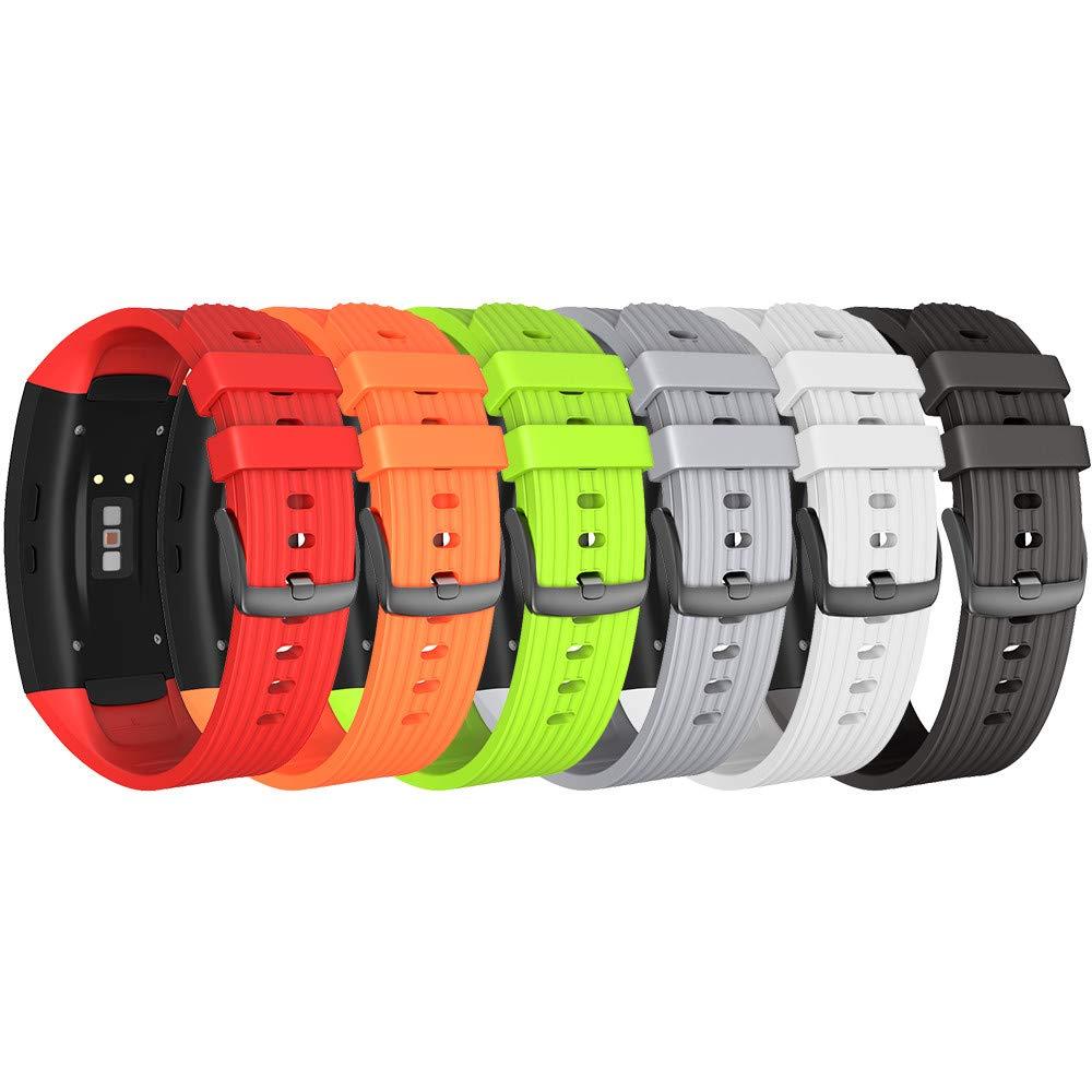 6 Mallas Large para Gear Fit2 Pro 6 -7HH5TJN3