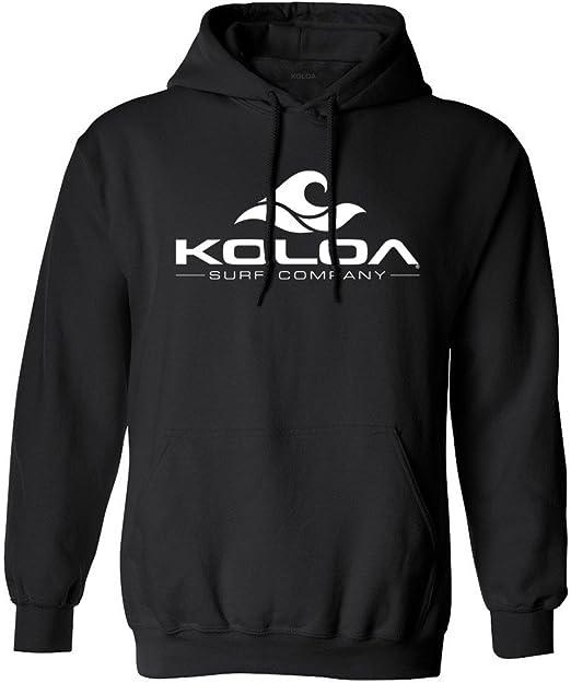 Koloa Surf Wave Logo Hoodies - Hooded Sweatshirts  in Sizes S-5XL