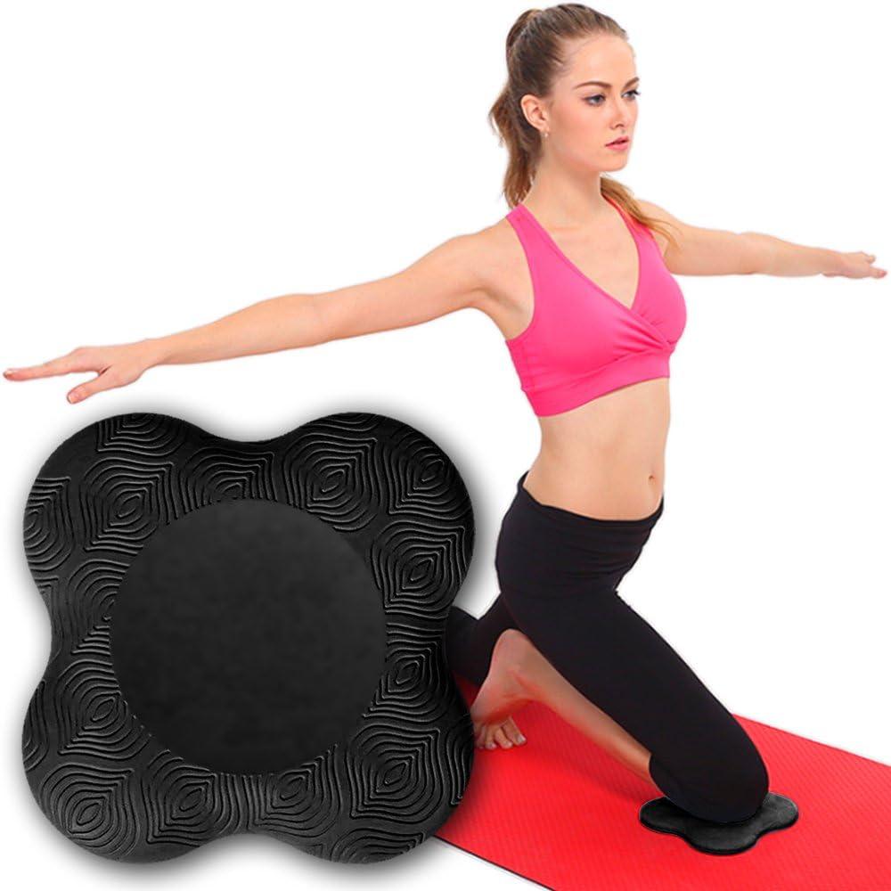 Amazon.com: Yoga Rodilla Pad por MWF – funciona mejor con su ...