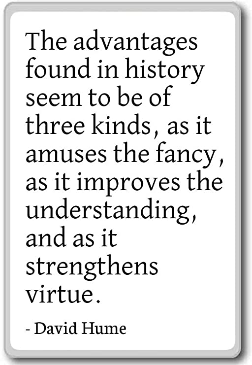 Las ventajas encontradas en la historia parecen ser de th.- imán ...