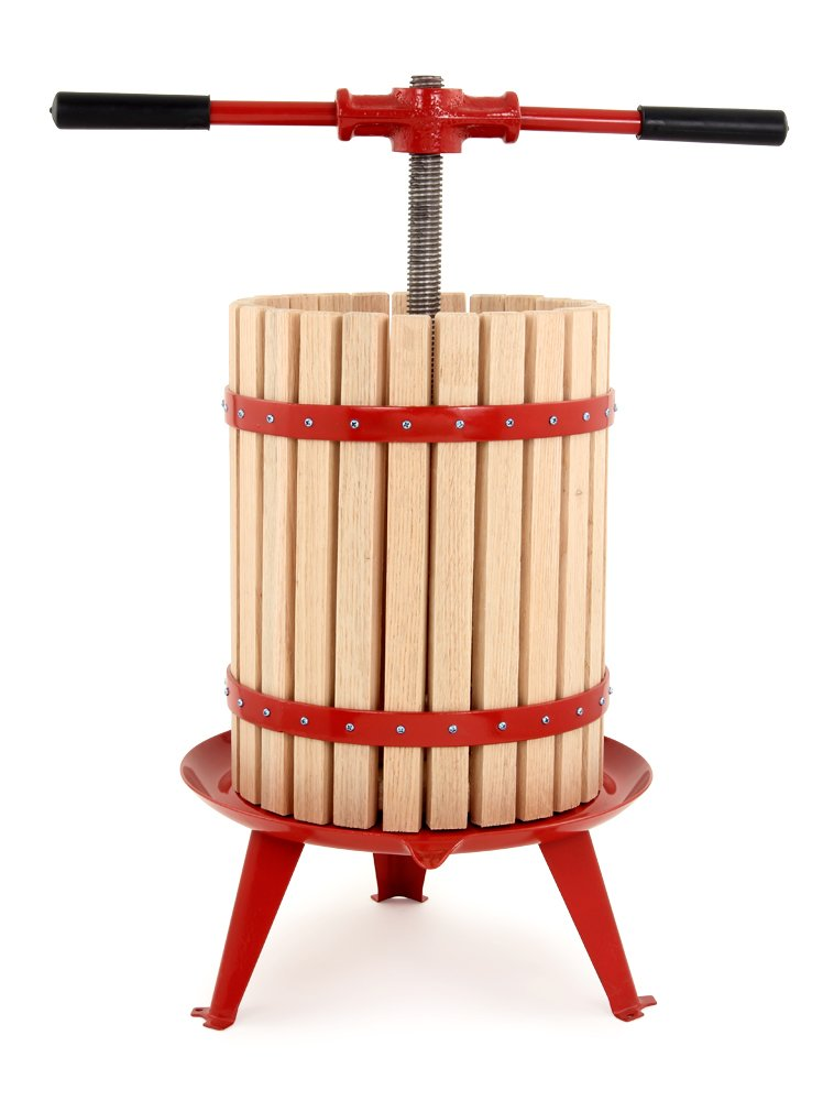 TSM Products 18-Liter Harvest Fruit and Wine Press, Small by TSM Products