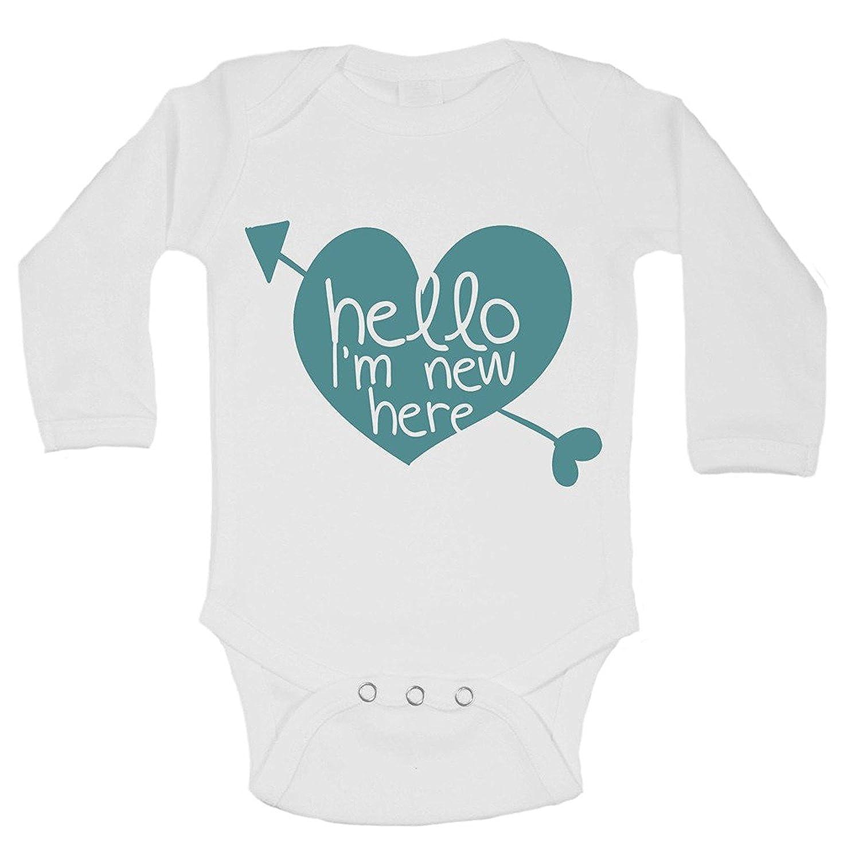 8a814ebf3df77 Amazon.com: Cute Newborn Baby Onesie