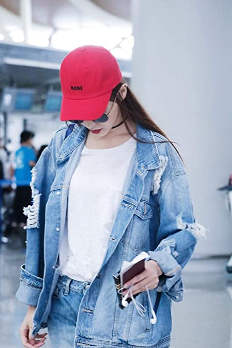 Amazoncom Tang Yan Dress Up Hat Cap Red Star Base Long