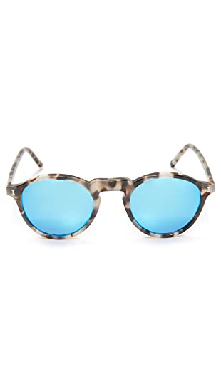 7b4082d4d98 Amazon.com  Illesteva Men s Capri Sunglasses