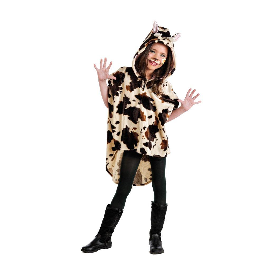 Limit Sport- Poncho Vaca, disfraz infantil, 5 (MI933: Amazon.es ...