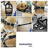 SHUNAI Dog Muzzle, Rubber Basket Muzzles for