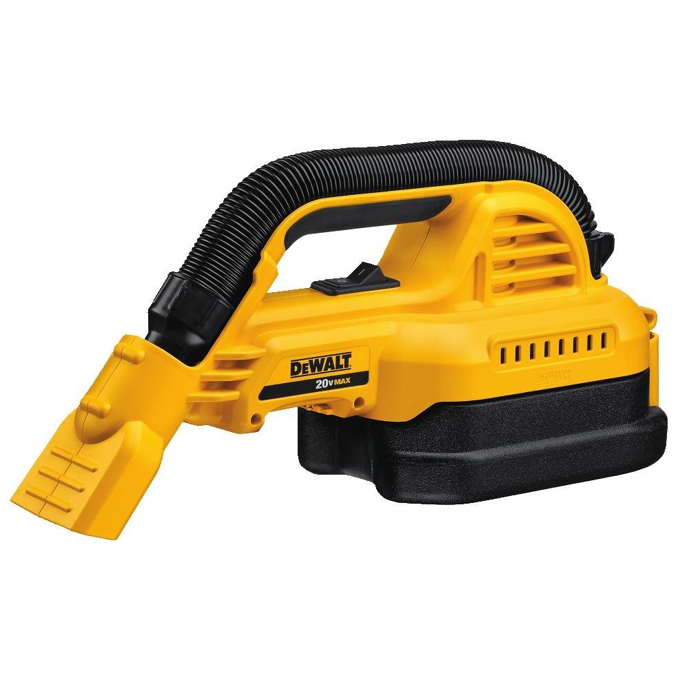 DEWALT DCV517B Baretool 20V MAX Cordless 1/2 gallon Wet/Dry Portable Vac Kit  (Tool Only)