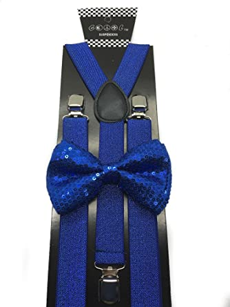 Blue Men's Accessories