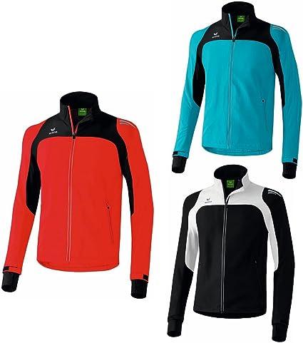Laufjacke Fitness Jacke Jogging Erima Sport Razor Running kN0PnwX8O