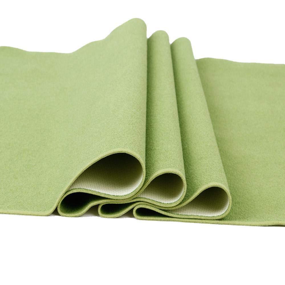 LTT Sport-Yoga-Matte Leichte Falten natürlichen Kautschuk Yogamatte 185  63  0.2 cm
