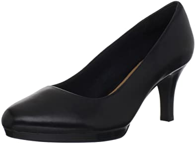 dbf02a1b2dabd Amazon.com | Clarks Women's Artisan Temp Appeal Platform Pump | Pumps