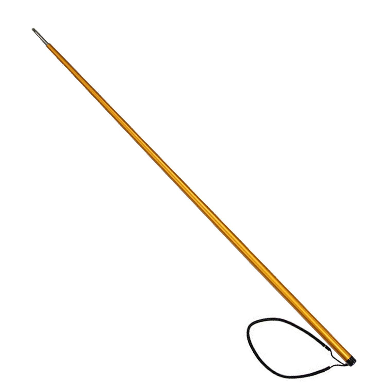 Gold Aqua Edge SCPSO-03-GD-NT Scuba Choice Aluminum 3 Pole Spear ...