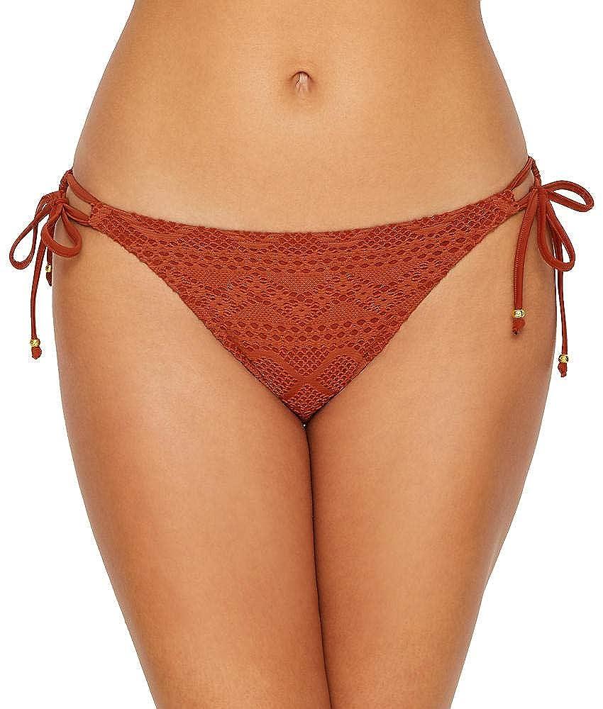 cc2f6bcf58f2 Amazon.com: Sundance Rio Side Tie Bikini Bottom: Clothing