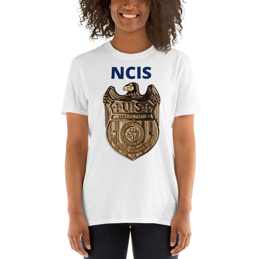mikabel NCIS Navy Special Agent Badge Unisex T-Shirt