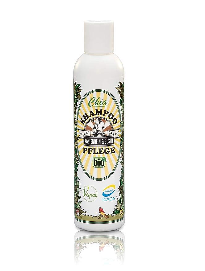 Kastenbein und Bosch Chia Pflege-Shampoo Bio: Amazon.es: Belleza