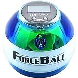 Wrist Trainer LED Wrist Ball Powerball Workout Toy Gyroscopic Ball - Arm Strengthener -- Wrist & Forearms Exerciser