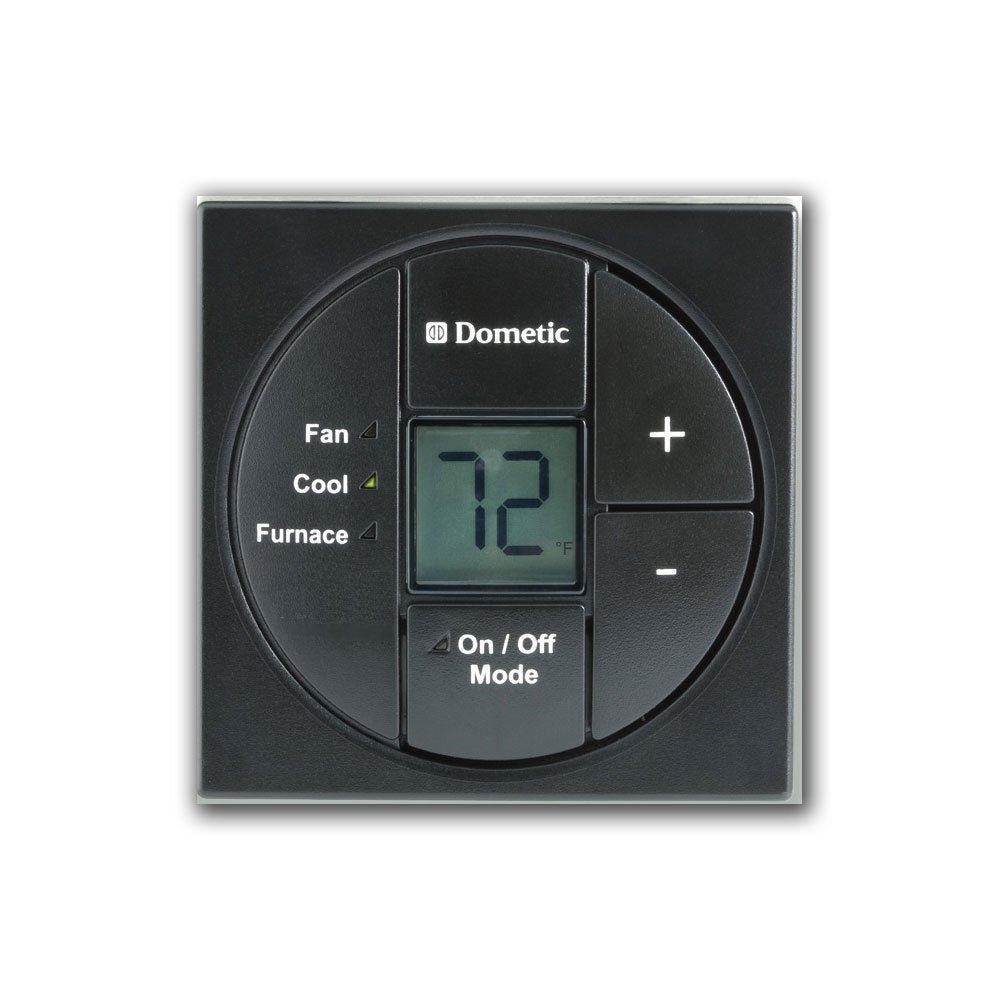 61qdUJHP3lL._SL1000_ amazon com dometic single control kit lcd cool furnace thermostat dometic digital thermostat wiring diagram at virtualis.co