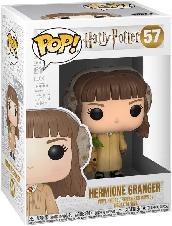 Multicolor 29502 Hermione Granger Herbology Funko POP!: Harry Potter
