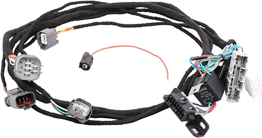 XtremeAmazing K20 K24 Conversion Wiring Harness for Honda Civic EG 1992-1995