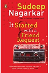 It Started with a Friend Request Paperback