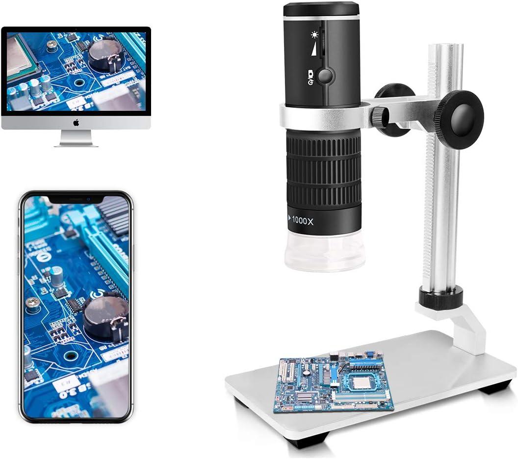 Jiusion WiFi USB Pocket Microscope