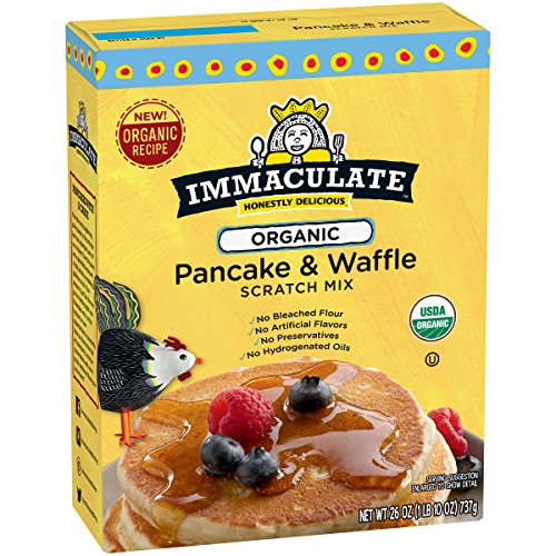 Immaculate Baking Chocolate Chip Cookie Mix, Gluten Free Cookies, Non-GMO, 19 ()