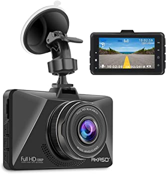 Akaso Car Dashboard Camera Recorder with 1080P Full HD 3