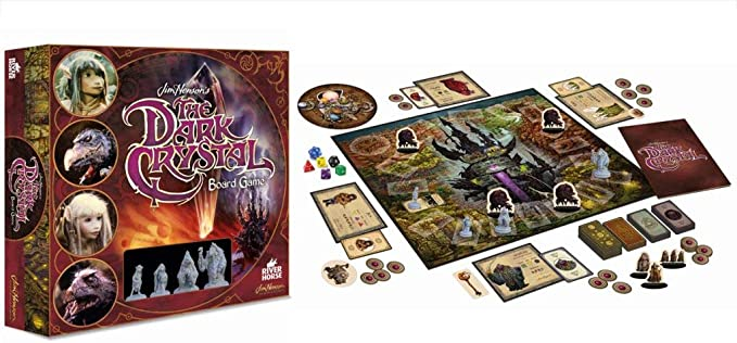 TruffleShuffle The Dark Crystal Board Game by River Horse: Amazon.es: Juguetes y juegos