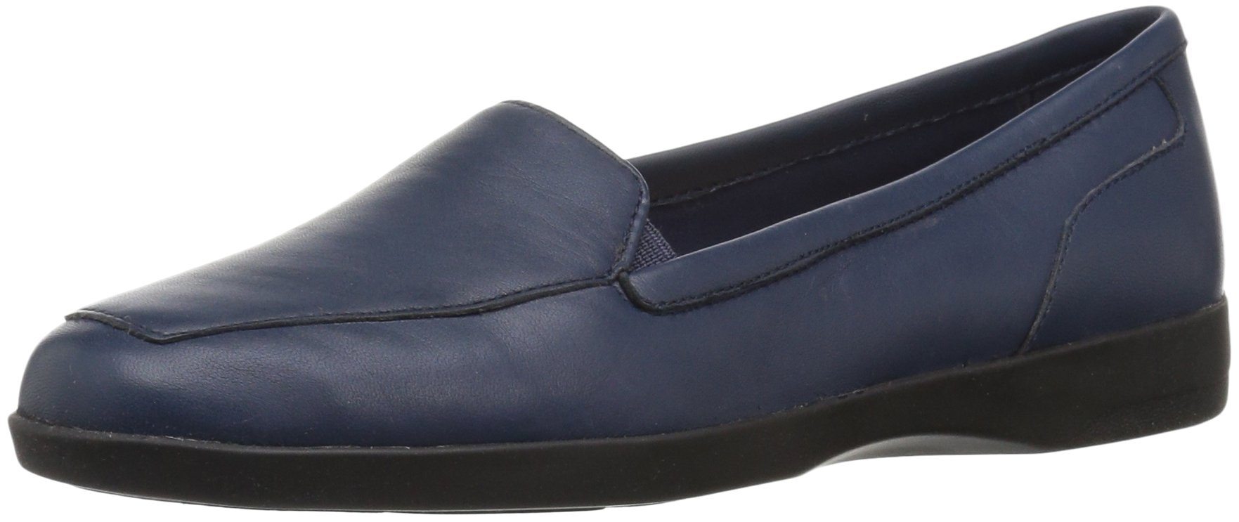 Easy Spirit Women's Devitt Oxford Flat, Blue, 5 M US by Easy Spirit (Image #1)