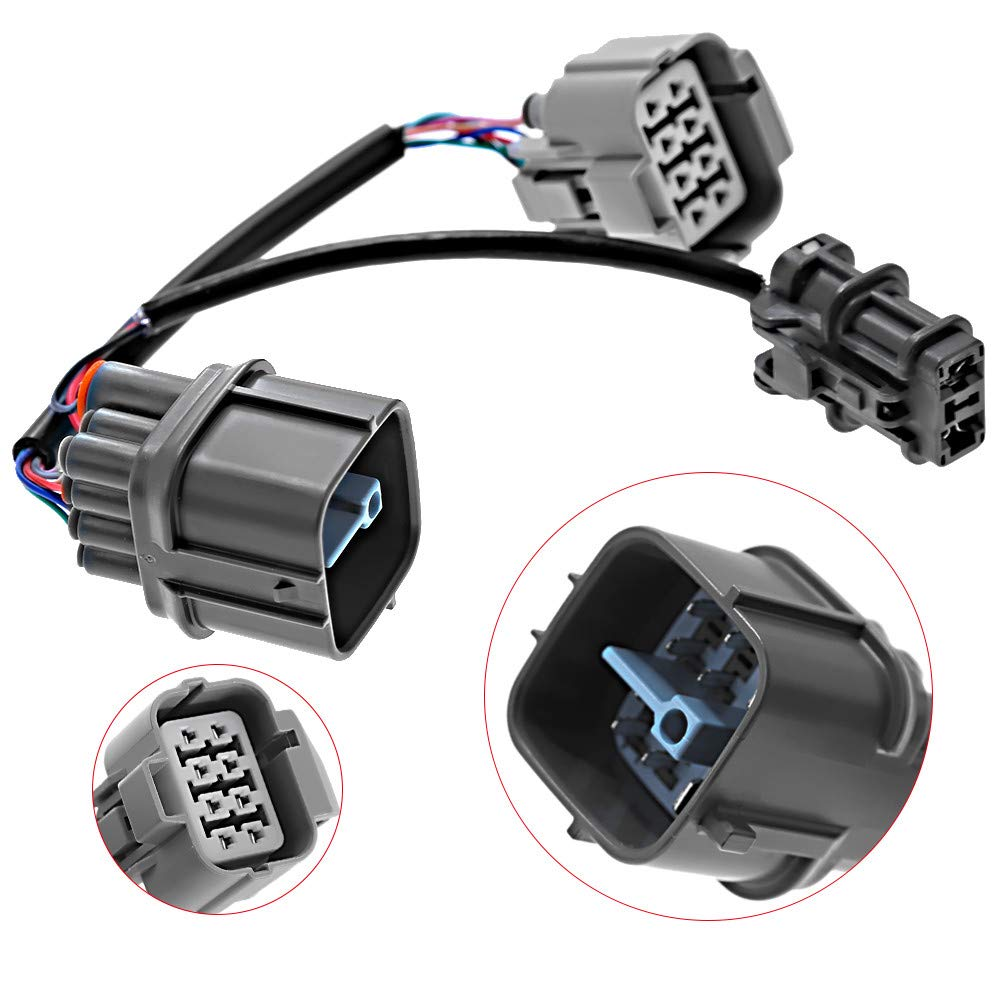 Amazon.com: Engine Harness 10 Pin OBD2 TO OBD1 Distributor ... on