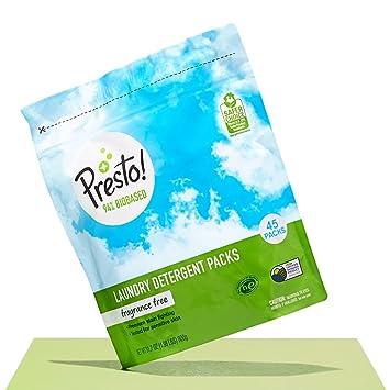 Review Amazon Brand - Presto!