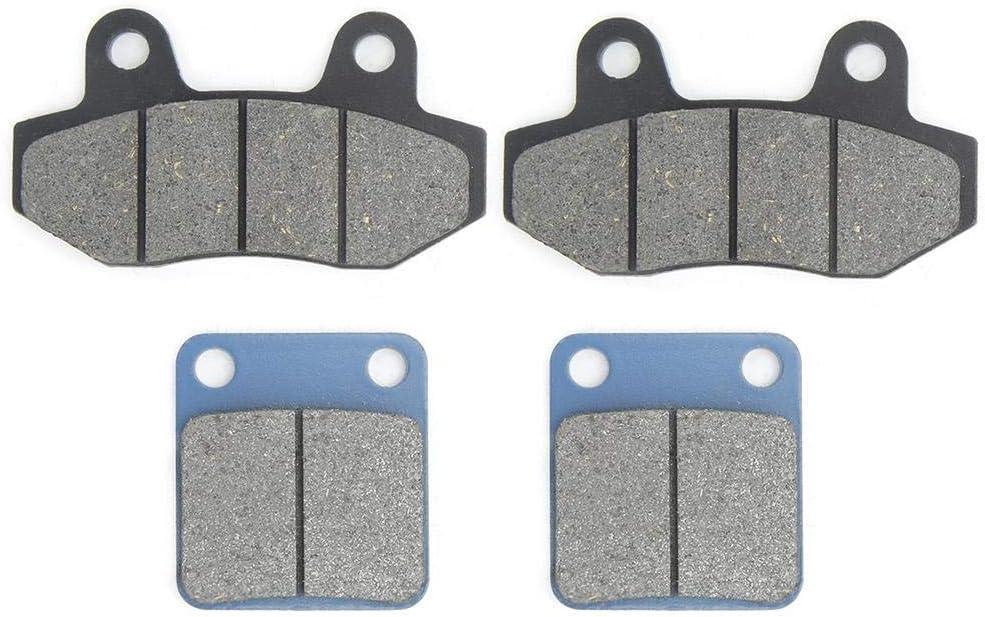 Gorgeri Plaquettes de frein plaquettes de frein avant et arri/ère pour 50 90 110 125 125 150 Dirt Bike 160cc