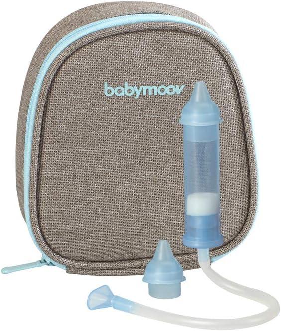 Babymoov - Sacamocos Babymoov por Aspiración Bucal para Bebé