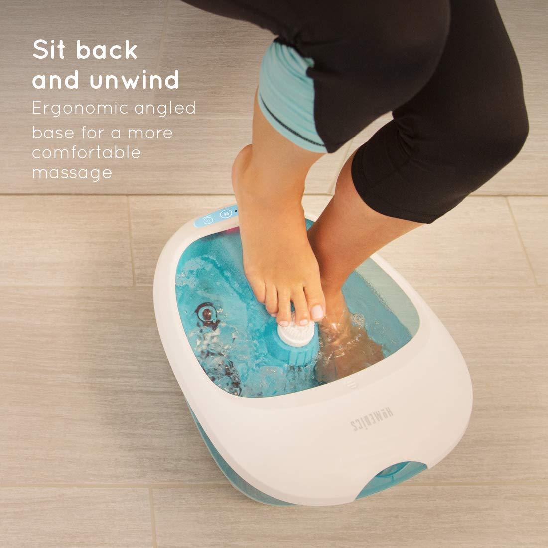 Homedics FS250 Bañera de hidromasaje, Mantener la temperatura y calentar el agua, Magnetoterapia: Amazon.es: Salud y cuidado personal
