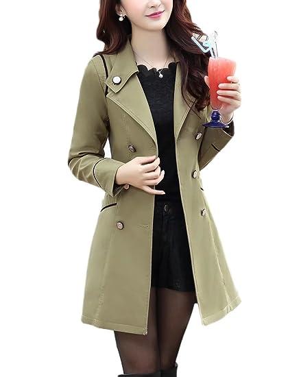 Manteau printemps femme trench