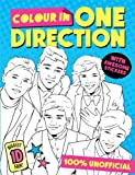 one direction book - Colour in One Direction!