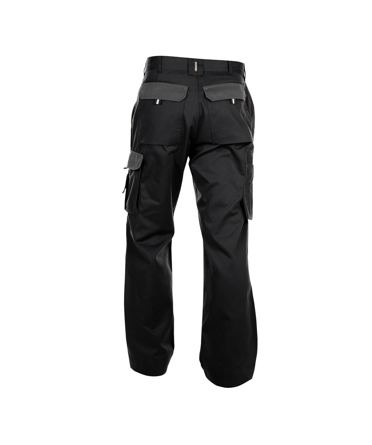 (42 -)DASSY TROUSER BOSTON PESCO64 (300 gr) BLACK/GREY MINUS