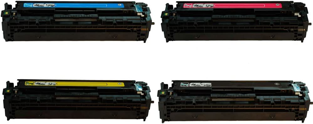 1980B001AA Black Color Toner Cartridge Set Canadian Company MF8080Cw 4 Pack Compatible Replacement for Canon 116 MF8050cn For Canon ImageCLASS MF8050Cn 1977B001AA Yellow 1978B001AA Magenta MF8030 and the- 1979B001AA Cyan