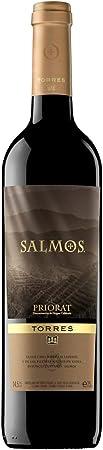 Salmos, Vino Tinto, 75 cl- 750 ml