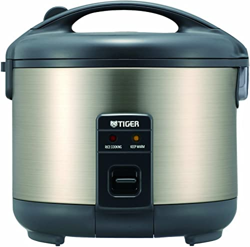 Tiger JNP-S10U-HU 5.5-Cup Rice Cooker And Warmer