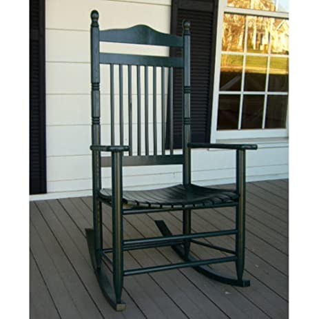 Bon Dixie Seating Indoor/Outdoor Spindle Rocking Chair   Fashion Colors