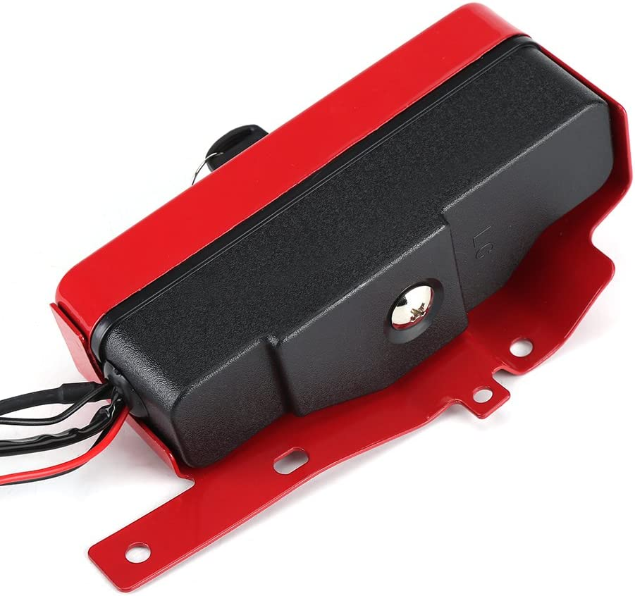 WYANG Interruttore di accensione Elettrico e Pannello a Chiave per Honda GX340 GX390 11HP 13HP Generatori di Motori Costruzione Attrezzature industriali