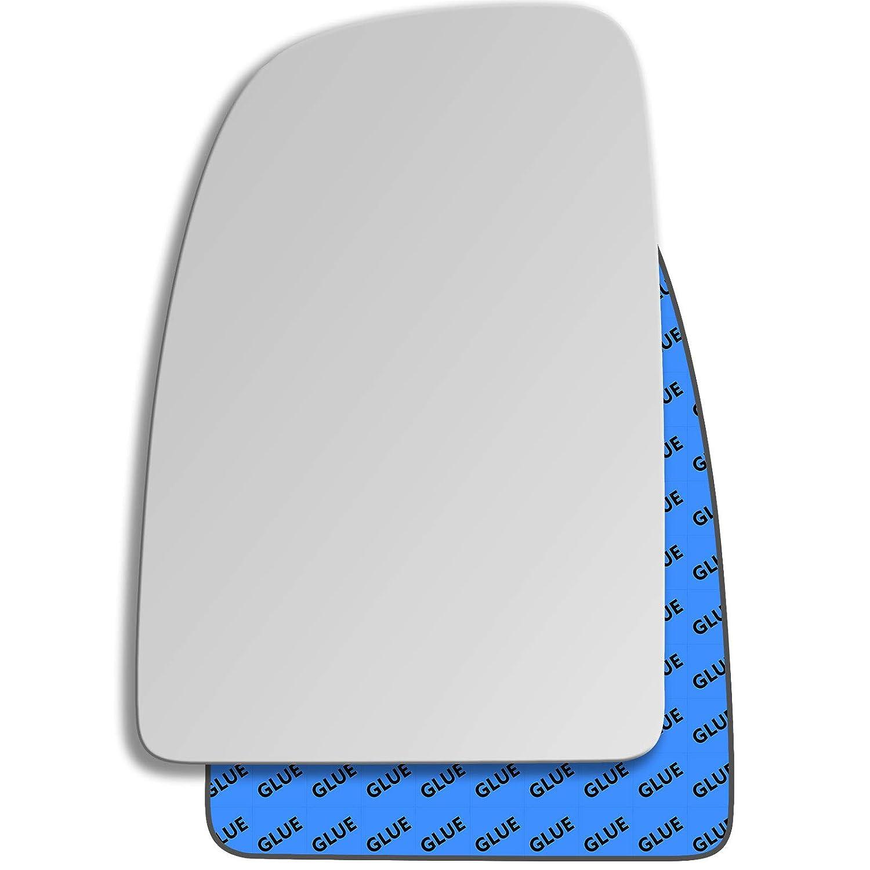 Hightecpl 59ls Left Hand c/ôt/é passager Porte convexe R/étroviseur