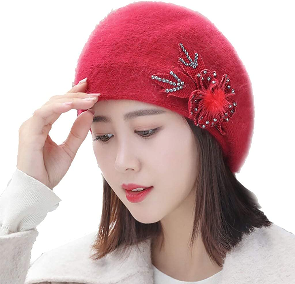 Winter Warm Knitted Hat...