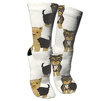Yorkie Socks Unisex