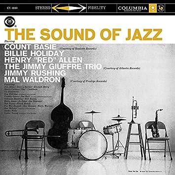 Resultado de imagen para the sound of jazz lp