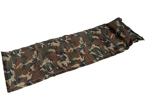 PYRUS Saco de dormir y almohada hinchable, perfecto para acampar y dormir