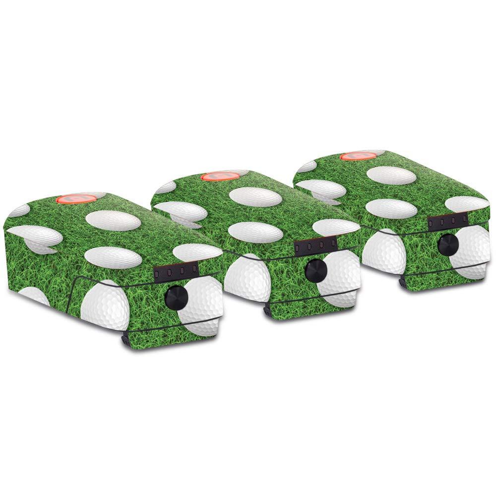 MightySkins スキンデカールラップ Autel Robotics用ステッカー, Autel Robotics Evo Battery 3-pack, AUEVOBAT-Golf B07PGHZM46  ゴルフ Autel Robotics Evo Battery 3-pack